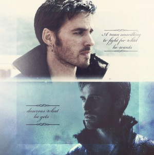 captain hook once upon a time | hook once upon a time | Tumblr