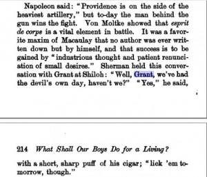 Slightly Odd View of the American Civil War