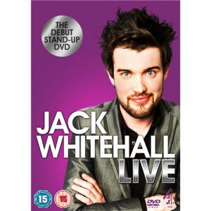 Jack Whitehall : Live - New DVD
