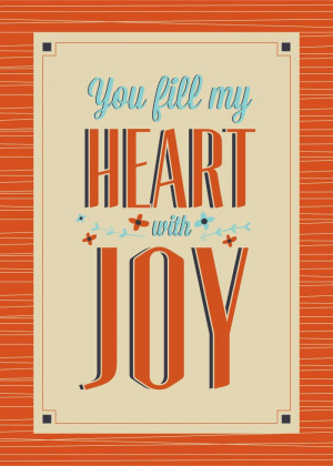 You Fill My Heart with Joy by Kaleb