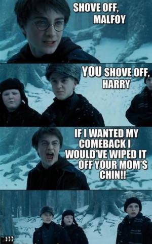Sexual Harry Potter Meme's [1 of 10 Photos]