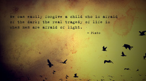 download plato quote tragedy of life lomo hd wallpaper for free quotes ...