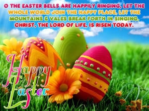 The Easter Bells Are Happily Ringing, Let The Whole World Join The ...