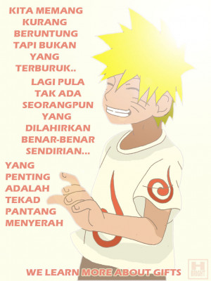 Naruto Quote by alphis