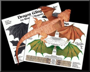 dragon wings for bearded dragons bearded dragons are becoming the ...