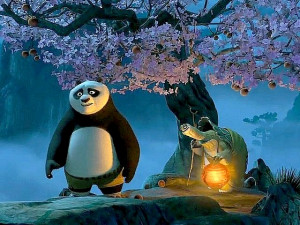 Motivational quotes in popular culture: Kung Fu Panda