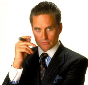 ... make fun of some powerful Oklahoma executives… » Gordon Gekko