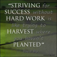 ProAg® Thoughtful Thursday Quote: Our resident Old Farmer wanted to ...