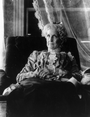 Mary Baker G. Eddy in later years.