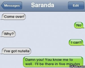 Nutella - Funny Pictures, MEME and Funny GIF from GIFSec.com