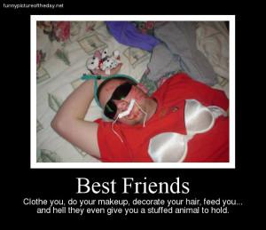 Funny Drunk Good Friends