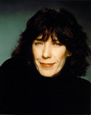 lily tomlin quotes. ||Lily tomlin omnipotent wav