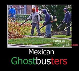 Mexican Ghostbusters Lol