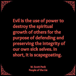 Their Evil Behavior Means Stay Far Far Away!
