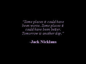 golf #quotes #nicklaus #jacknicklaus #goldenbear
