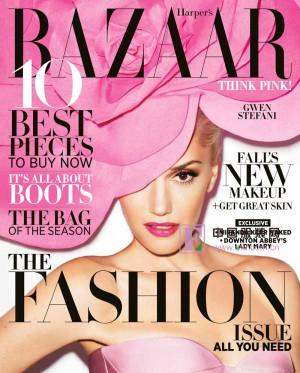 10月欧美时尚杂志封面抢先看,包括Lana Del Rey、Miranda ...
