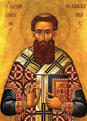 Selected quotes from St. Gregory Palamas