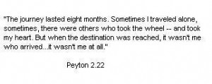 Related Pictures peyton quote one tree hill quotes photo fanpop