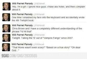 Will Ferrell Funny Posts...