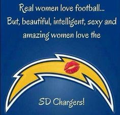 Charger Girls Rule!
