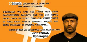 Andreas Antonopoulos will Join the Joe Rogan Experience Next Week!