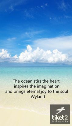 Wedding Quotes About The Ocean ~ Wedding Quotes