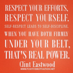 Self-discipline quotes – Clint Eastwood Quotes