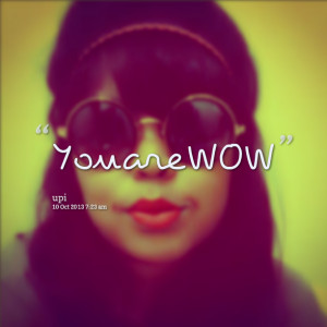 Quotes Picture by Upi Dyah Ayu