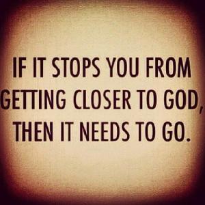how to get closer to god pdf