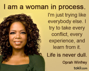 Oprah Quotes About Strong Women