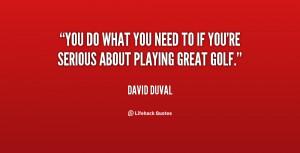 David Duval