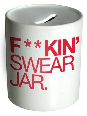 kin Swear Jar - Money Box