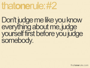 dont judge me quotes dont judge me by successing dont judge me quotes ...