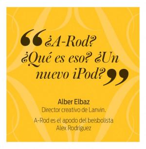 Alber Elbaz - El Palacio de Hierro