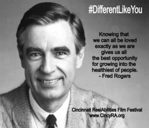 quote about love by Fred Rogers
