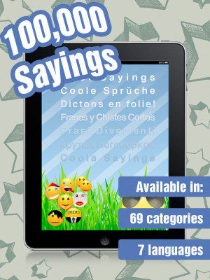 description 100000 hip quotations and sayings for use with your iphone ...