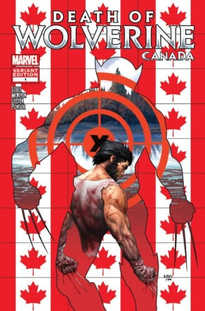 The Death of Wolverine Canada Variants | Comicbook.com CHARLES SOULE ...