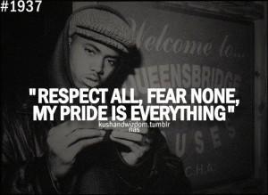 fear, nas, none, respect