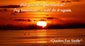 Sunrise quote #6