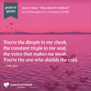 Good Friend Poems and Quotes