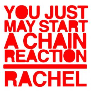 Rachel's Beliefs