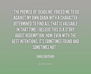 ironman by chris crutcher essay