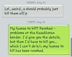 psych quote ftw license to kill revoked more psych quotes best quotes