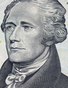 Alexander Hamilton was one of the Founding Father of the United States ...