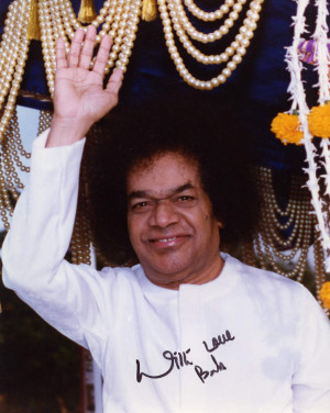 Sathya Sai Baba Wallpaper
