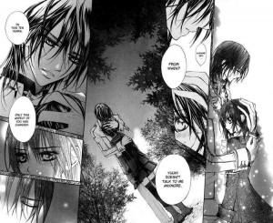 Favorite character: Duh. Kaname. I like Zero, but Kaname's absolute ...