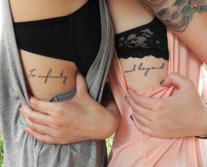Sister Tattoos Designs, Ideas and Meaning