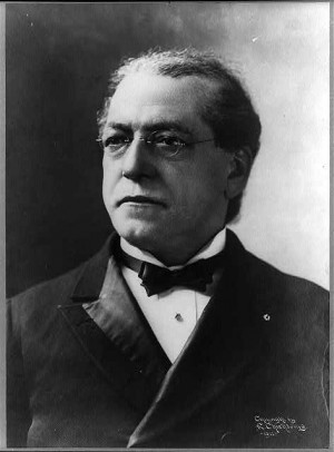 Samuel Gompers: leader of the American Federation of Labor