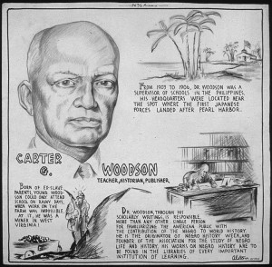 "PLACEPHOTO WITHIN PARAGRAPH: ""FROM 1897 to 1900… Carter Woodson ..."