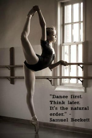 Ballet Quotes and Inspiration